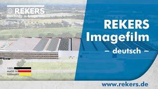 preview picture of video 'Rekers GmbH - Maschinen- und Anlagenbau D - Firmenvideo (deutsch)'
