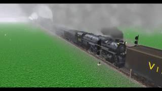 Trainz A New Era [ Trainz-FORGE com Add-On ] - Central Pacific