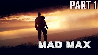 Playing Mad Max In My Xbox One