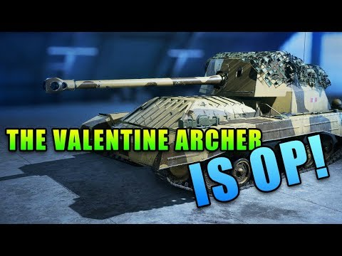 Archer Is The Best Tank In Battlefield V - Review and Live Gameplay