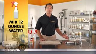 Stanley Steemer Solution™ #10 Grease Spot Removal