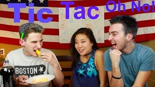 Tic-Tac-Oh No W/ BostonTom and Jeannie Mai