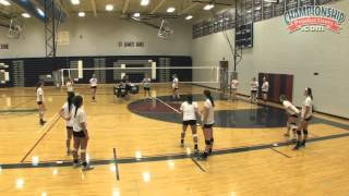High School Volleyball: Dynamic Practice Design And Drills