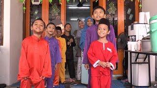 Orphans host first Raya open house