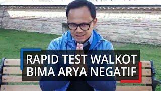 Wakil Wali Kota Bogor Ungkap Hasil Rapid Test Bima Arya Negatif, Masih Tunggu Hasil Swabnya