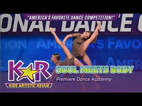 """Body Meets Soul"" from Premiere Dance Academy"