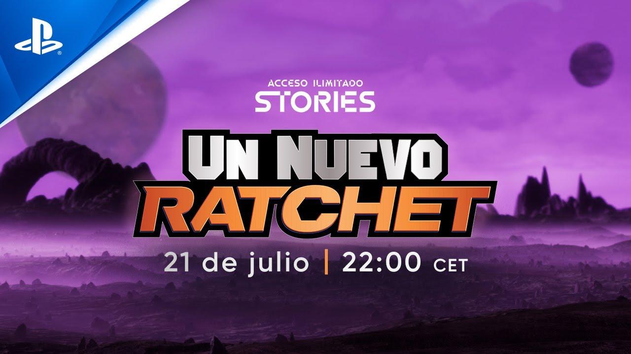Prepárate para conocer a 'Un nuevo Ratchet'   Este miércoles a las 22:00