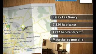 preview picture of video 'Maison F6 à vendre, Essey Les Nancy (54)'
