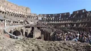 Nikon KeyMission 170, Inside of Colosseum
