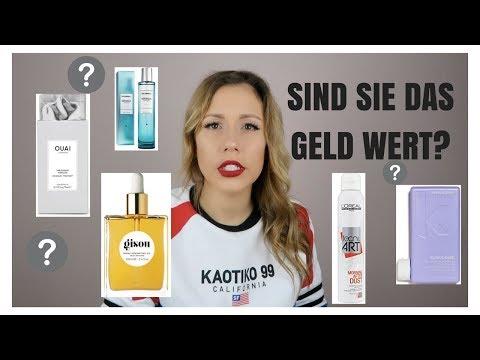 Haar Produkte Review 2018 | Gisou, OUAI, Kevin Murphy | La Polcevita