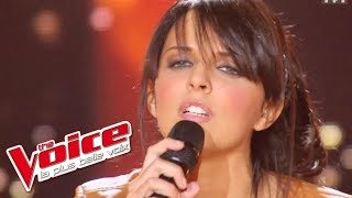 Sam Brown   Stop | Ludivine Aubourg | The Voice France 2012 | Blind Audition