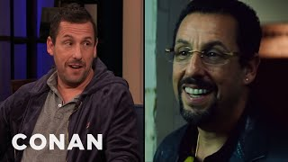 "Adam Sandler Was Offered A Role In ""Uncut Gems"" 10 Years Ago - CONAN on TBS"