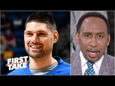 Stephen A. reacts to the Magic trading Nikola Vucevic to the Bulls   First Take