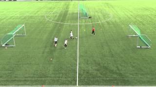 Treff ballen (6 - 10 år)