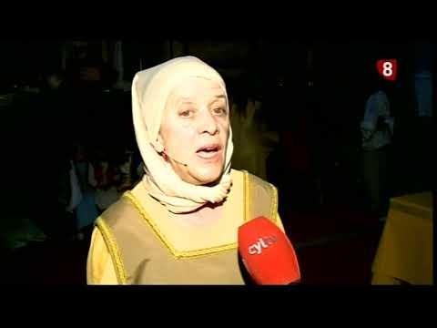 Reportaje Teatro Medieval Espinosa de los Monteros 2018