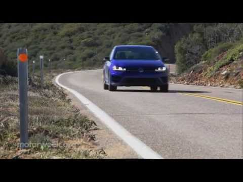 MotorWeek | Quick Spin: 2015 Volkswagen Golf R