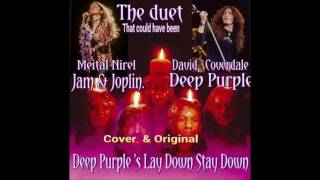 Who is who? Lay Down Stay Down Deep Purple original & cover by Jam & Joplin