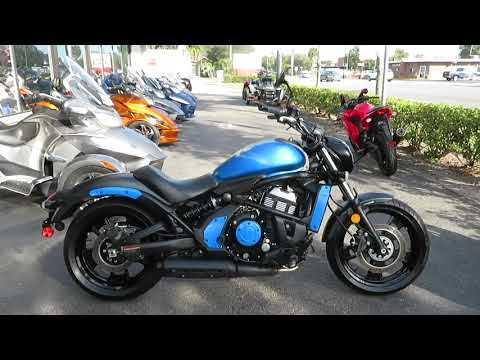 2017 Kawasaki Vulcan S ABS SE in Sanford, Florida - Video 1
