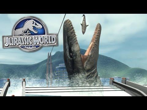 VISIT JURASSIC WORLD!!! - Jurassic Explorer Gameplay