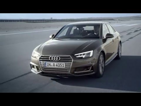 The all-new Audi A4: Bang & Olufsen surround sound