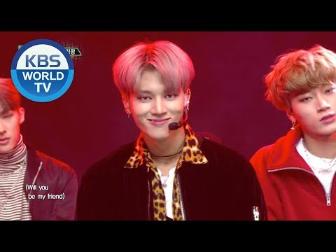 ATEEZ - Pirate King(해적왕) [Music Bank / 2018.11.16]