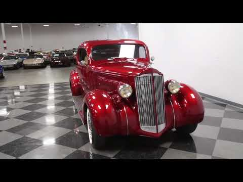 Video of Classic '37 Packard 115 - MZJZ