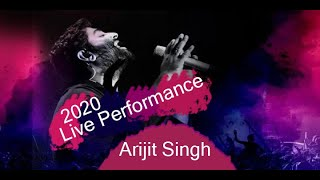 Best Live Perfomance Ever By Arijit Singh - Fly Project