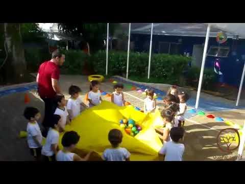 EXPRESSÃO CORPORAL Colegio particular Sorocaba Educaçao infantil Sorocaba