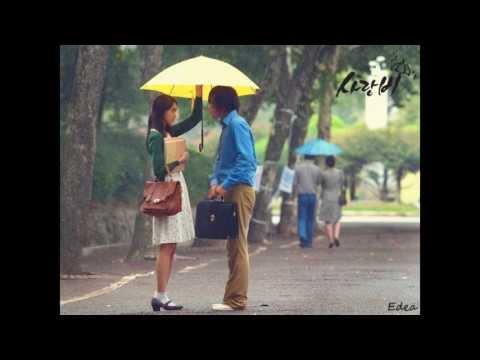 Love Rain 사랑비 OST: Song Of Confession (La La La) - Milktea HD