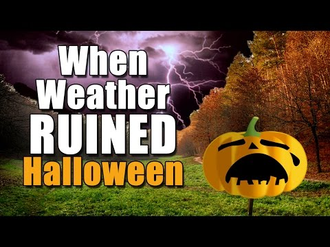 When Weather RUINED Halloween