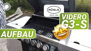 Rösle Videro G3-S Aufbau und Vorstellung - Hertie