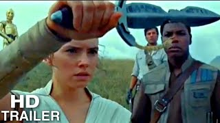 """STAR WARS: The Rise of Skywalker TV Spot """"SITH DAGGER"""" (NEW FOOTAGE)"""
