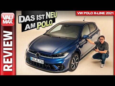 Der neue VW Polo – Die NEUHEITEN des 2021er Facelift | Sitzprobe & Details