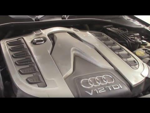 Audi Q7 V12 TDI - 500 сил и 1000 момента в стоке
