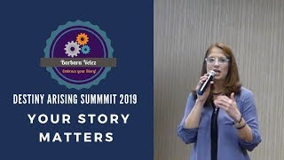 Barbara Velez Your Story Matters( Video)
