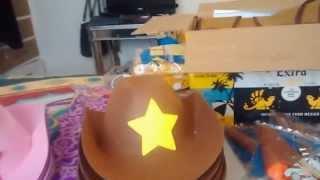 Cowboy Birthday Party Haul