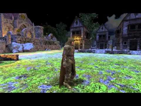 Gameplay Footage Spotlights Q3 Development