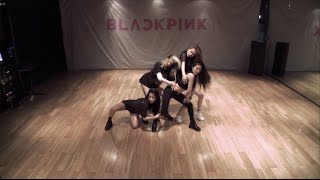BLACKPINK - '붐바야(BOOMBAYAH)' DANCE PRACTICE VIDEO