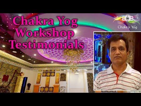 Testimonial for Chakra Yog