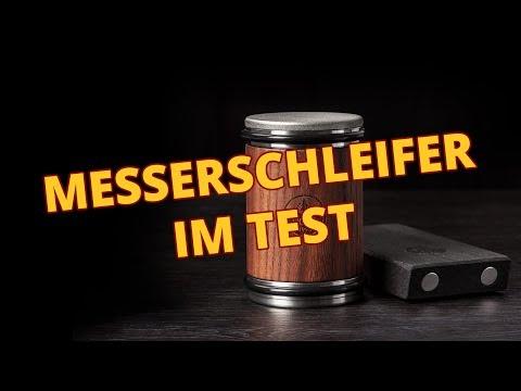 HORL Messerschleifer Rollschleifer - Produkttest