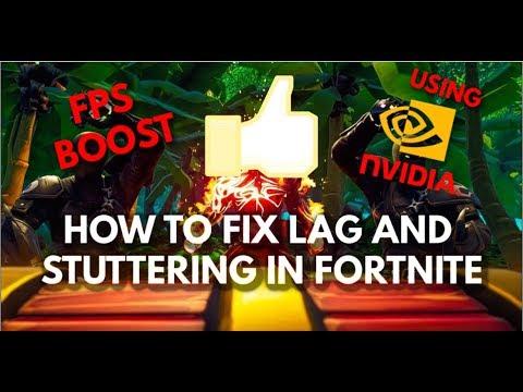 Fortnite Fps Stutter Fix 2019 - kevinsmak - Video - TimeOnMyNails com