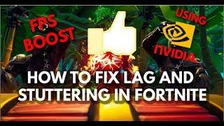 Fortnite Fps Drop Fix