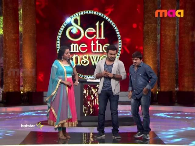 Raghava & Srinu at Sell Me The Answer – 24th July 2016 – Full Episode