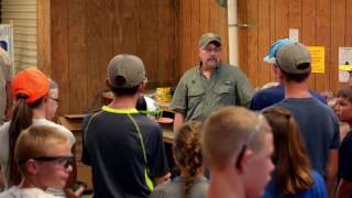 John Paul Talks Shooting Sports with Youth Trap Shooter League