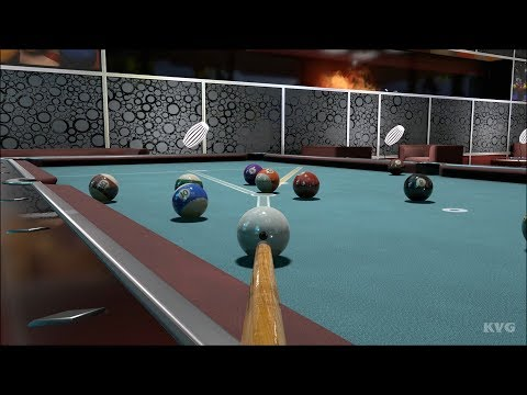 Pool Nation Gameplay (PS4 HD) [1080p60FPS]