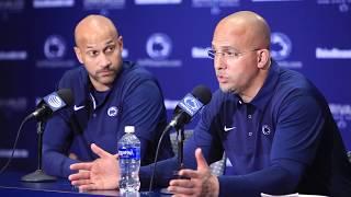 Penn State's dual-sport receiver Mac Hippenhammer catches praise