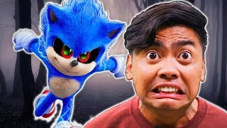 Do Not Call SONIC the HEDGEHOG at 3AM..