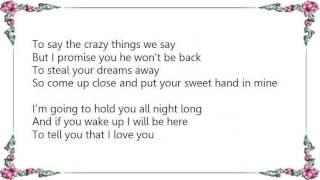 Chris de Burgh - In Love Forever Lyrics