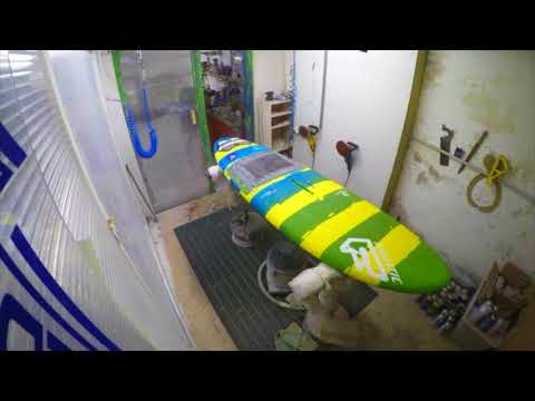 Rebuild Windsurfing Board