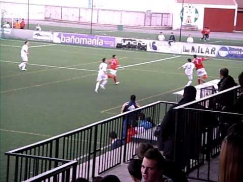AD Mancha Real (Juveniles) - El gol que vale un ascenso.